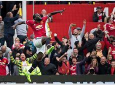 Manchester United 40 Everton Lukaku haunts former club