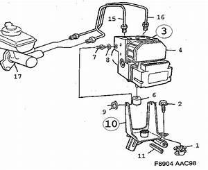 Footbrake System  Hydraulic Unit Abs