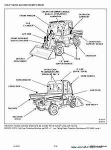 Bobcat 5600 Toolcat Utility Work Machine Service Manual Pdf