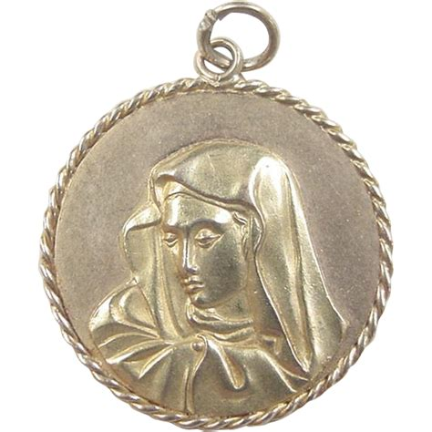 Vintage 18k Gold Virgin Mary Medallion Charm From. Intense Green Diamond. Transcend Diamond. South Africa Found Diamond. H2o Diamond. Kite Shaped Diamond. Boron Nitride Diamond. Strength Diamond. Old Fashion Diamond