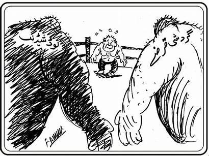 Shedding Load Cartoon