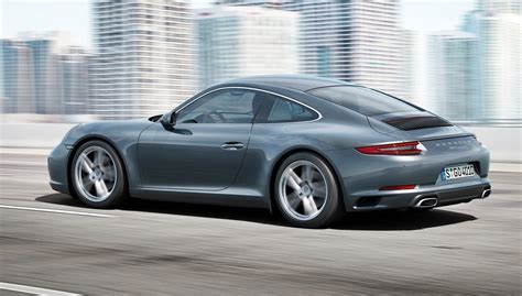 2018 Porsche 911 Carrera Pricing And Specifications Turbo