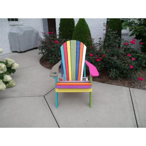 square back adirondack chairs simple confetti style
