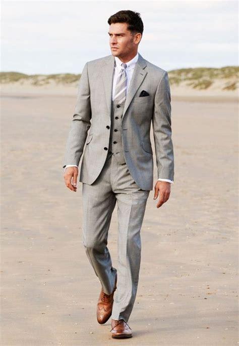 austin reed mens  piece gray suit menswear mens