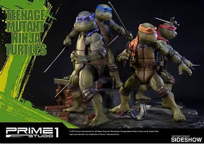 Ninja Turtles Mutant Tmnt Teenage Prime 1990
