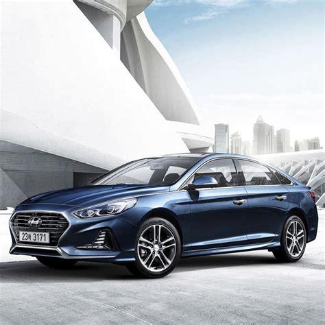 Hyundai Tribune by Hyundai Unveils New Sonata 2018 Financial Tribune