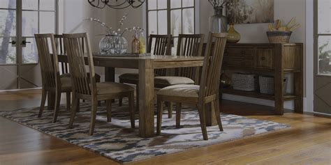 American Furniture Warehouse Dining Room Sets 25646 Santa