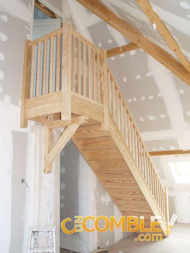 fabriquer un escalier en bois droit 20170831234223 arcizo