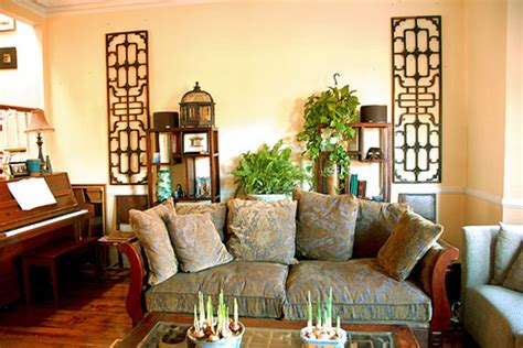 25 Best Asian Living Room Design Ideas