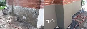 Peinture Pour Crépi Extérieur : cr pi acrylique construction maison b ton arm ~ Melissatoandfro.com Idées de Décoration