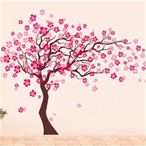 pop decors mural removible de arbol de cerezo