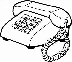 Home telephone coloring page free printable coloring pages for Telephone recorder
