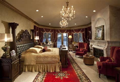 mansions  mansion bedroom beautiful house