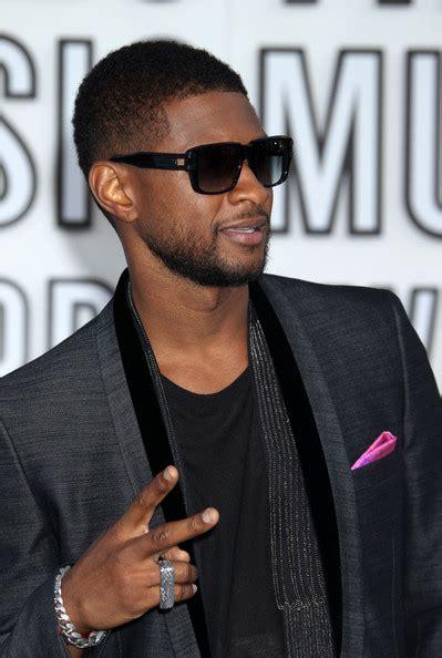 short black men hairstyle  usher latest hair styles