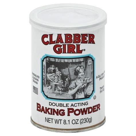 what is baking powder clabber girl double acting baking powder 8 1 oz target