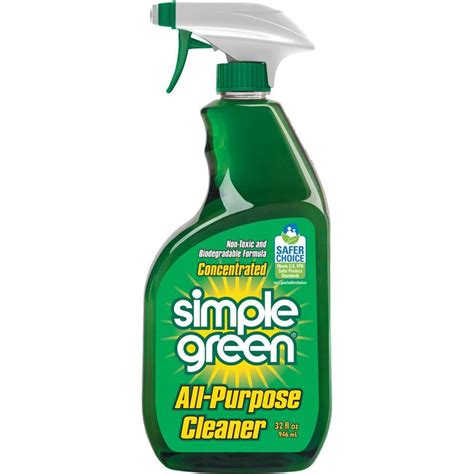 all purpose cleaner shop simple green 32 fl oz sassafras all purpose cleaner