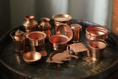 bhatukali toy cooking vessels   copper bombay