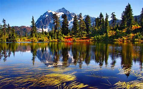 Mount Baker Desktop Background 573343 : Wallpapers13.com