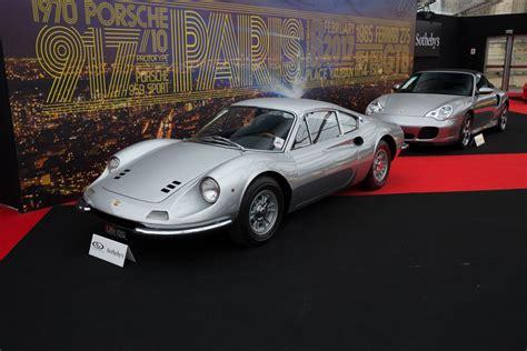 Ferrari 206 Dino GT - Chassis: 00238 - 2017 Retromobile