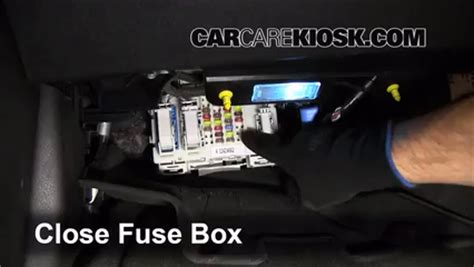 Ford Ka Wiring Diagram Boot Release by Interior Fuse Box Location 2012 2017 Ford Focus 2012