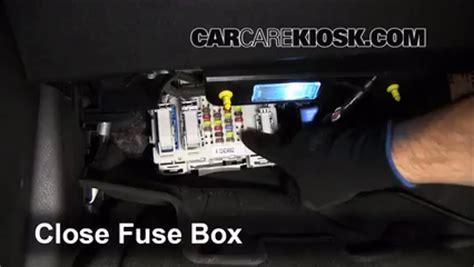 2012 Ford Focu Rear Fuse Box by Interior Fuse Box Location 2012 2018 Ford Focus 2012