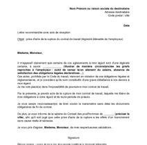 demission secretaire du ce lettre de d 233 mission archives page 7 sur 15 mod 232 le de lettre