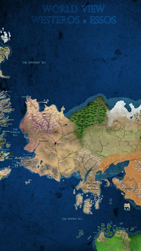 game thrones george  martin westeros maps wallpaper