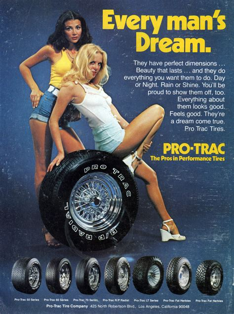 classic car ads sexy aftermarket edition  daily