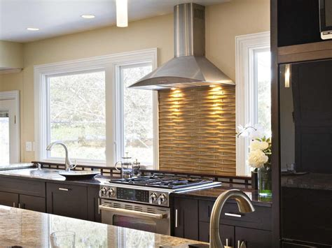 Kitchen Stove Backsplash Ideas Pictures Tips From Hgtv