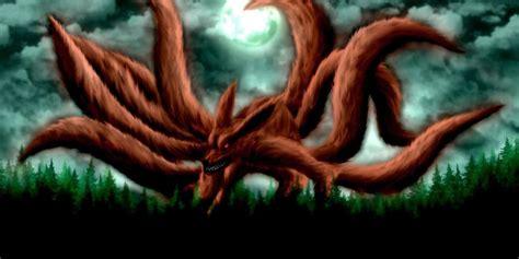 Naruto Nine Tailed Fox Wallpaper ·①