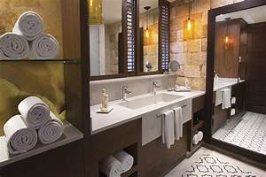 All inclusive family friendly resort suites in riviera for Riviera bathrooms