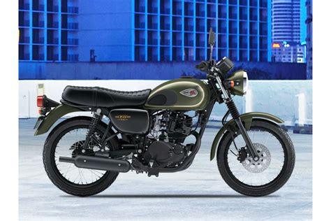 Kawasaki W175 Picture by Kawasaki W175 Hobbiesxstyle