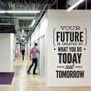 Wall Decal Quot... Construction Office Quotes