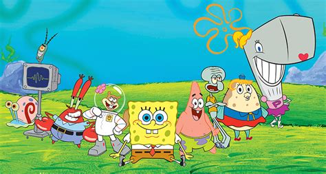 The Hidden Agenda Of 'spongebob Squarepants
