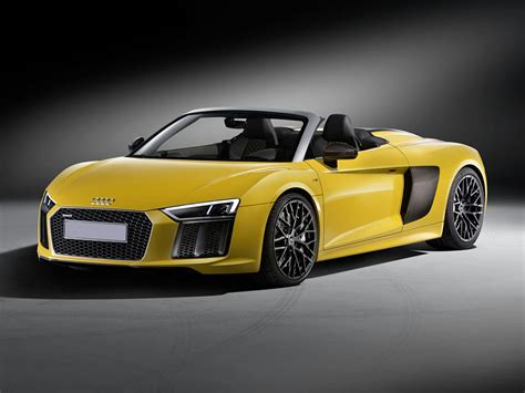 audi supercar convertible new 2017 audi r8 price photos reviews safety ratings
