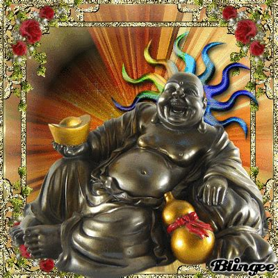 Laughing Animated Wallpaper - laughing buddha picture 125844877 blingee