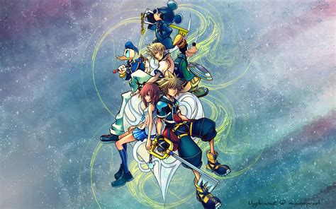 Anime Kingdom Wallpaper - kingdom hearts wallpaper 1280x800 52835