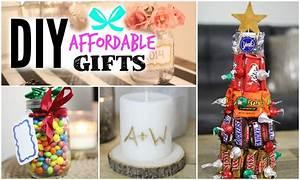DIY Gift Ideas Easy Cheap YouTube