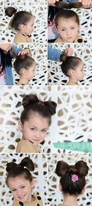 Coiffure Facile Pour Petite Fille : la meilleure coiffure facile pour petite fille coiffure simple et facile ~ Nature-et-papiers.com Idées de Décoration