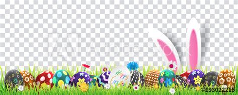 happy easter image vector modern happy easter background