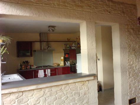mur de cuisine decoration cuisine avec