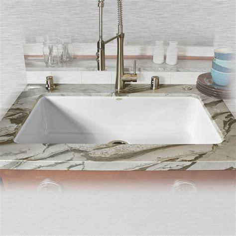 ceco sinks kitchen sink ceco delray single bowl undermount kitchen sink 5144