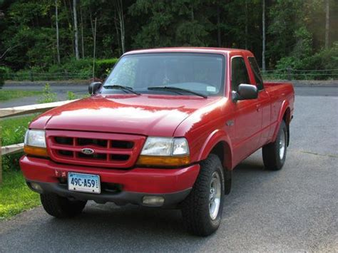 ford ranger  fuel mileage