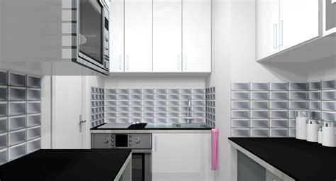 cuisine avec ot cuisine laquee blanche cuisine arcobaleno laque blanche