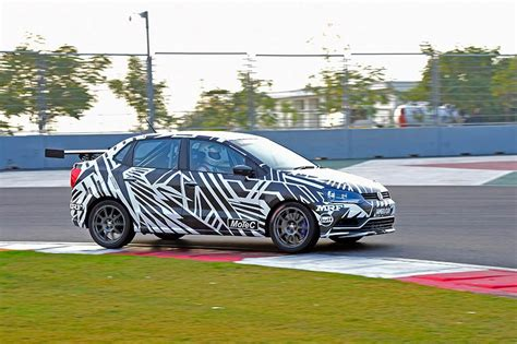 Volkswagen Motorsport India Begins Testing Of Ameo Cup