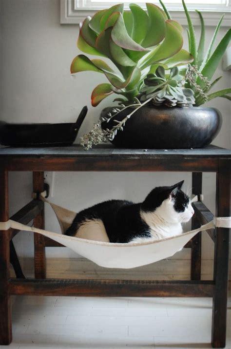 cat hammock diy cat couture 12 diy designs for your favorite feline