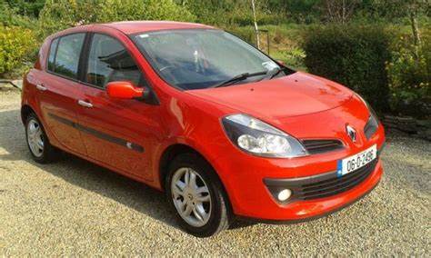 renault clio  sale  tombrack wexford  tommyroche