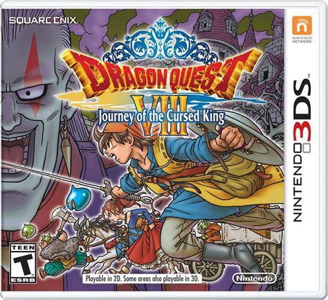 Dragon Quest Viii For 3ds Launches January 20 In The West