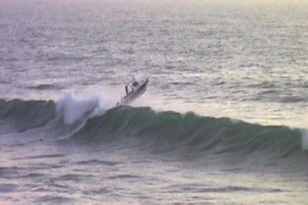 Small Boat Large Waves by Skippers Take On Big Bar Waves At Narooma Narooma News