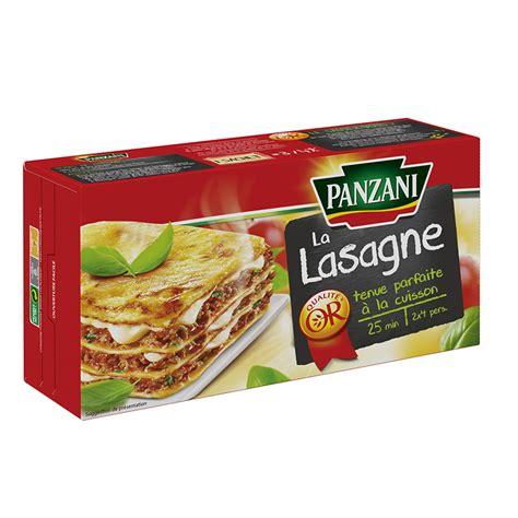 cuisine aubergines lasagnes panzani pates à lasagne